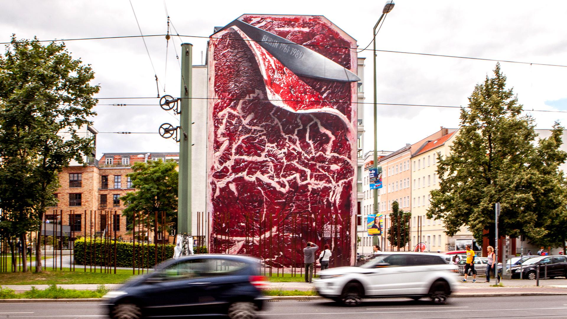 If Walls Could Talk – Mural Berlin