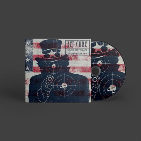 Ice Cube Death Certificate